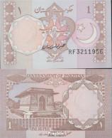 Pakistan Pick-Nr: 27o Bankfrisch 1983 1 Rupee - Pakistan