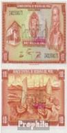 Peru Pick-Nr: 106 Bankfrisch 1975 10 Soles - Pérou