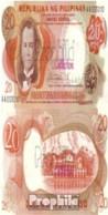 Philippinen Pick-Nr: 145b Bankfrisch 1969 20 Piso - Philippinen