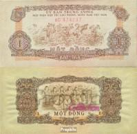 Süd-Vietnam Pick-Nr: R4 Bankfrisch 1963 1 Dong - Vietnam