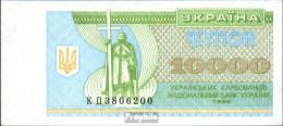 Ukraine Pick-Nr: 94c Bankfrisch 1996 10.000 Karbovantsiv - Ukraine