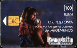 Argentinien 690 100 Einheiten Gebraucht Mädchen - Argentina