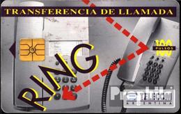 Argentinien 730 100 Einheiten Gebraucht Ring - Argentina