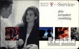 BRD (BR.Deutschland) P144 P 05/95 Gebraucht 1995 Service - P & PD-Series: Schalterkarten Der Dt. Telekom