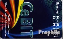 BRD (BR.Deutschland) P160 P 01/96 Gebraucht 1996 Cebit - Duitsland