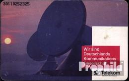 BRD (BR.Deutschland) P25 P 17/90 Gebraucht 1990 Satellitenspiegel - Allemagne