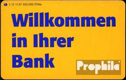 BRD (BR.Deutschland) S269 S 13/97 Gebraucht 1997 Willkommen - Deutschland