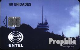 Chile 2 60 Unidades Gebraucht Telekommunikation - Chile