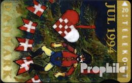 Dänemark 670 20 Kronen Gebraucht 1994 Weihnachten94 - Dinamarca
