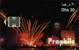Dubai 30 30 Einheiten Gebraucht Skyscraper - Telefonkarten