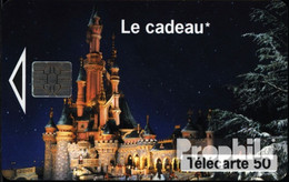 Frankreich 1370 50 Einheiten Gebraucht 1993 Le Cadeau - 1993