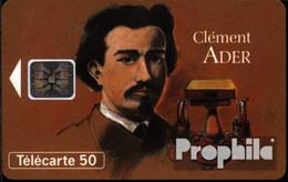 Frankreich 1410 50 Einheiten Gebraucht Clément Ader - Frankreich