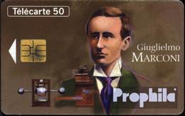 Frankreich 1430 50 Einheiten Gebraucht Giuglielmo Marconi - France