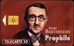 Frankreich 1460 50 Einheiten Gebraucht René Barthelemy - France