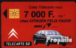 Frankreich 1500 50 Einheiten Gebraucht Citroén - France