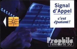 Frankreich 1640 50 Einheiten Gebraucht 1995 Signal D`appel - France