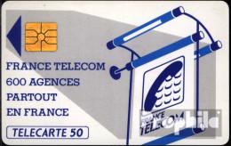 Frankreich 1960 50 Einheiten Gebraucht France Telekom - Frankreich