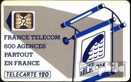 Frankreich 1970 120 Einheiten Gebraucht France Telekom - Frankreich