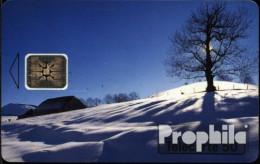 Frankreich 2150 50 Einheiten Gebraucht 1994 Winterlandschaft - Frankreich