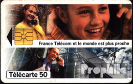 Frankreich 2700 50 Einheiten Gebraucht 1996 Familie - 1996