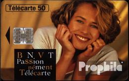 Frankreich 2740 50 Einheiten Gebraucht 1996 Junge Frau - 1996