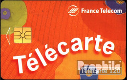 Frankreich 2760 50 Einheiten Gebraucht 1996 Strickblumen - 1996