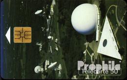 Frankreich 3200 50 Einheiten Gebraucht 1998 Musée Des Télécommunications - Frankreich