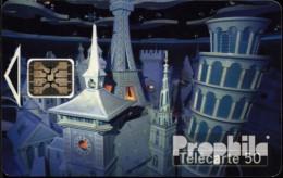 Frankreich 3210 50 Einheiten Gebraucht 1994 Euro Disney - 1994