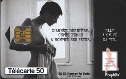 Frankreich 3250 50 Einheiten Gebraucht 1999 Elle A Sauvé Sa Vie - Frankreich
