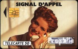 Frankreich 860  50 Einheiten Gebraucht 1992 Signal Dappel - Frankreich
