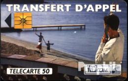 Frankreich 920 50 Einheiten Gebraucht 1992 Strandtelefon - Frankreich