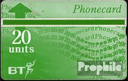 Großbritannien 780 20 Einheiten, Grüner Magnetstreifen Gebraucht 1992 Phonecard - Ver. Königreich