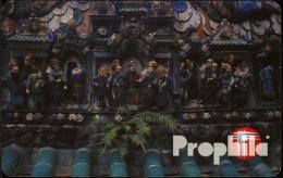 Hongkong 30 50 Einheiten Gebraucht Tempelfiguren - Hong Kong