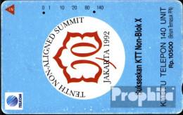 Indonesien 1130 140 EH Gebraucht 1992 Jakarta 1992 - Indonesia
