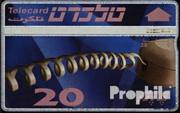 Israel 140 20 Einheiten Gebraucht Telecard - Israel