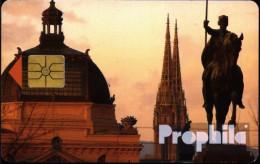 Kroatien 1700 100 Impulsa Gebraucht Symbol Zagrebs - Kroatien