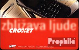Kroatien 2300 100 Impulsa Gebraucht Cronet - Kroatien