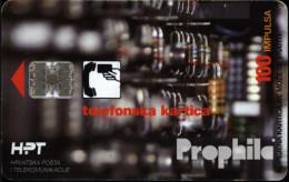 Kroatien 2400 100 Impulsa Gebraucht Kalender - Kroatien