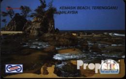 Malaysia 290 10 $ Gebraucht Felsenküste - Malaysia