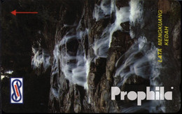 Malaysia 40 5 $ Gebraucht Wasserfall - Malaysia