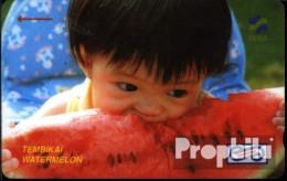 Malaysia 60 5 $ Gebraucht Kind Mit Melone - Malaysia