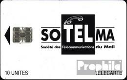Mali 10 Einheiten Gebraucht Sotelma - Mali