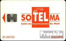 Mali 20 Einheiten Gebraucht Sotelma - Mali