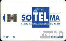 Mali 30 Einheiten Gebraucht Sotelma - Mali