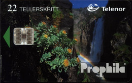 Norwegen 80 22 Einheiten Gebraucht Rosenwurzel - Norway