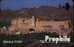 Oman 570 5 RO Gebraucht Bahla Fort - Oman