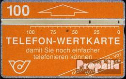 Österreich 170 100 Einheiten Gebraucht 1992 Gelbe Wertkarte - Oesterreich