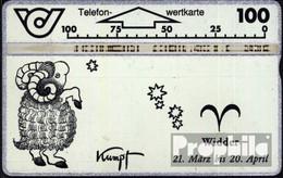 Österreich 240 100 Einheiten Gebraucht Widder - Oesterreich