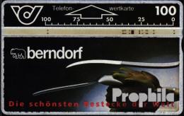 Österreich 320 100 Einheiten Gebraucht Berndorf - Oesterreich