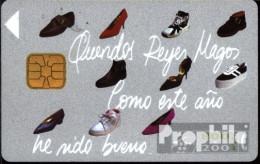 Spanien 1400 800+200 Pesetas Gebraucht Schuhe - Spain